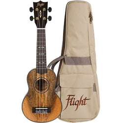 (Available for order) Flight DUS450 Mango Soprano Ukulele