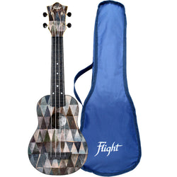 (Available for order) Flight TUS40 ABS Travel Soprano Ukulele