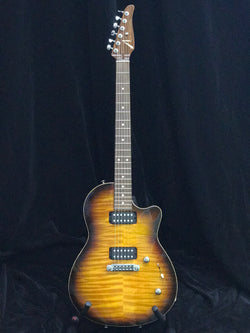 TOM ANDERSON ATOM ELECTRIC GUITAR CUSTOM LES PAUL STYLE PRE LOVED