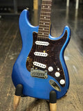 G&L Legacy Rustic Lake Placid Blue Stratocaster