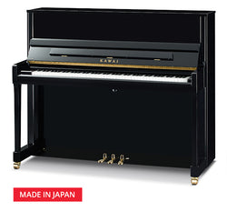 Kawai K300JEP Upright Piano Made in Japan | K-300JEP