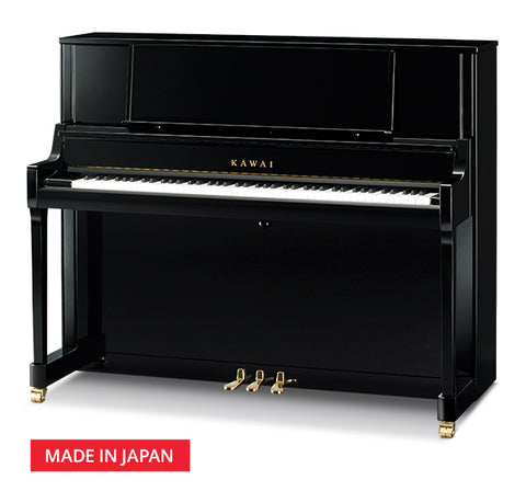 Kawai K400EP Upright Acoustic Piano | K-400 EP Made in Japan
