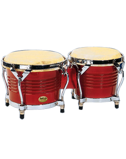 "Mano Percussion 7"" 8"" (RED WOOD)"