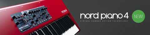 Nord Piano 4 | Professional 88-keys Stage Piano