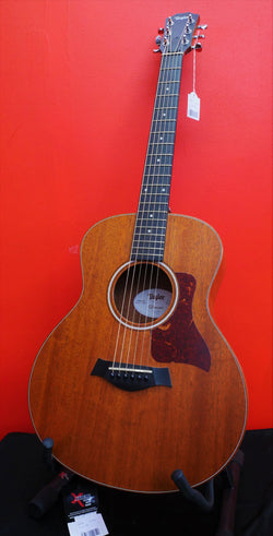 TAYLOR GS MINI ACOUSTIC WITH BAG FOR SALE AT PIANO TIME SOUTH MELBOURNE