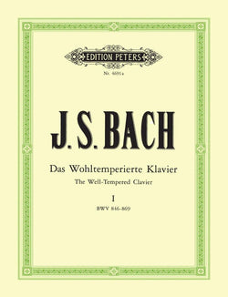 Bach-48 Preludes and Fugues Vol 1 & 2 URTEXT