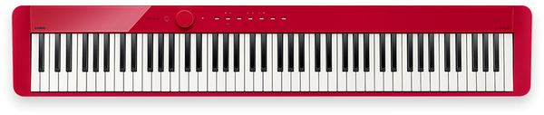Casio Privia PX-S1000 Red Digital Piano 88 Note - Limited Edition (PXS1000RD)