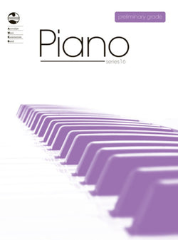 AMEB Piano Series 16 Grade Books