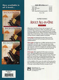 Gift Ideas | Alfred's Basic Adult All-in-one Course Book 1 BK/CD