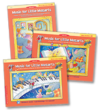 Gift Ideas | Music for Little Mozart Deluxe Starter Kit