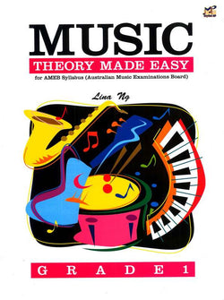 Music Theory Made Easy Grade 1
