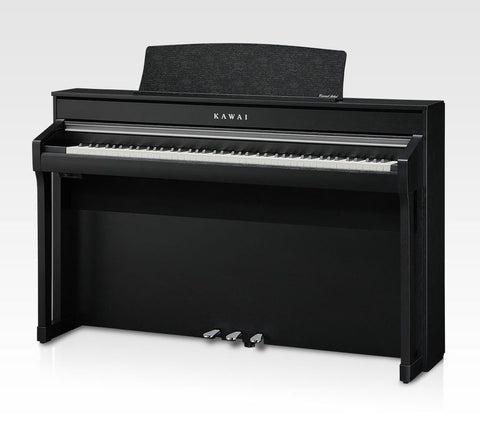 Kawai CA-98 | Premium Digital Piano with Soundboard and Wooden Keys (CA98)