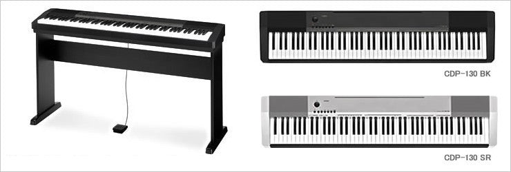 casio cdp130 digital piano cdp 130 on sale for 549 piano time. Black Bedroom Furniture Sets. Home Design Ideas