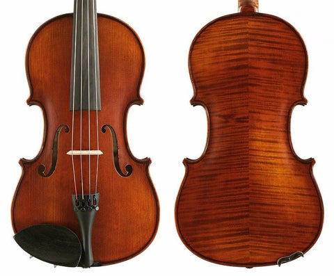 Enrico Student Extra Violin Outfit WITH PROFESSIONAL SETUP