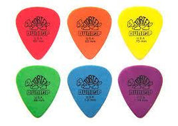 Jim Dunlop Tortex Standard Guitar Picks (Pack of 12)