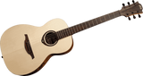 Lag Tramontane T270PE Parlor Satin Acoustic Guitar/ Electric