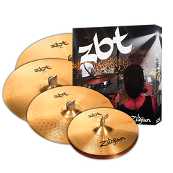 Zildjian Zbt 5 Box Value Set 14/16/20+18