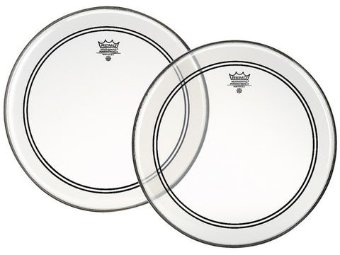 "REMO | Powerstroke 3 | Clear 10"" Drum Head 