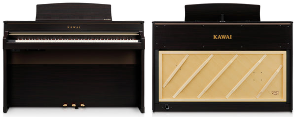 Kawai CA98 | Premium Digital Piano with Soundboard and Wooden Keys