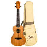 (Available for order) Flight DUC373 Mahogany Concert Ukulele