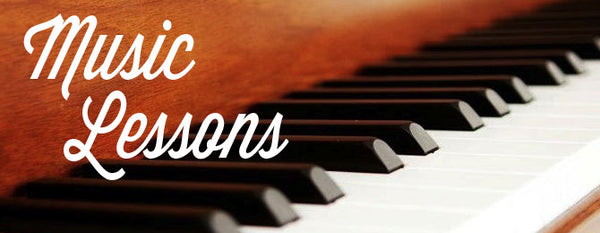 Gift Ideas | Casual Music Lessons Voucher