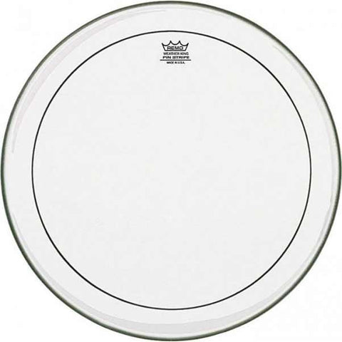"REMO | Pinstripe | 12"" Clear Drum Head 