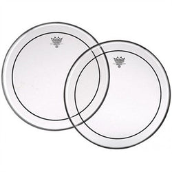 "REMO | Pinstripe | 10"" Clear Drum Head 