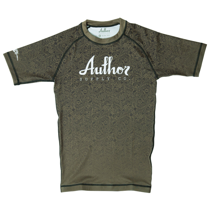 RASH GUARD (ARMY GREEN)
