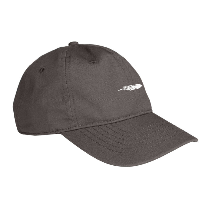 QUILL POPPA CAP (DARK GREY)