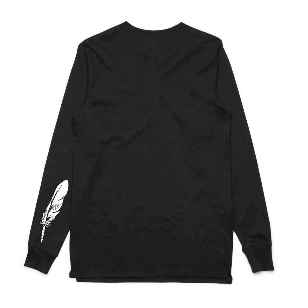 JIU JITSU ARTIST - LONG SLEEVE (BLACK)