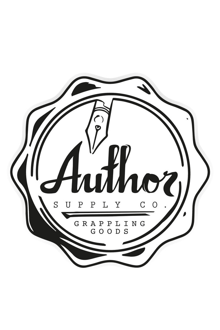 AUTHOR WAX SEAL STICKER