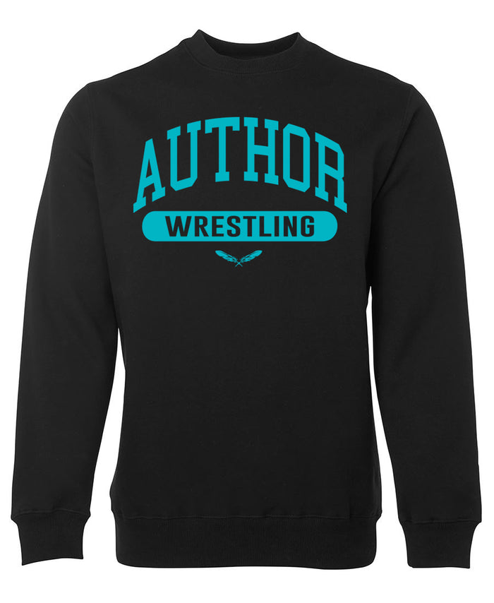 AUTHOR WRESTLING (BLACK/TIFFANY)