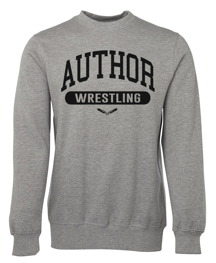 AUTHOR WRESTLING (GREY/BLACK)