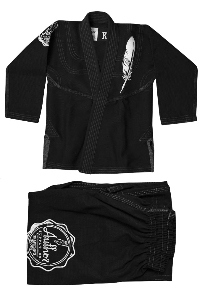 JUNIOR GI - BLACK