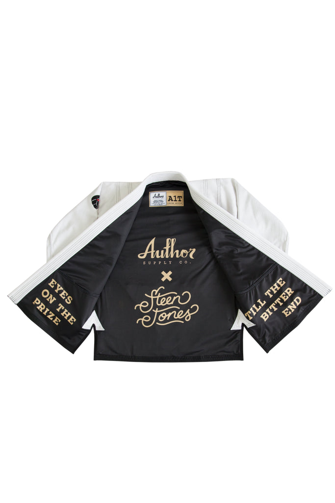 STEEN JONES x AUTHOR SUPPLY CO. LIMITED EDITION GI.
