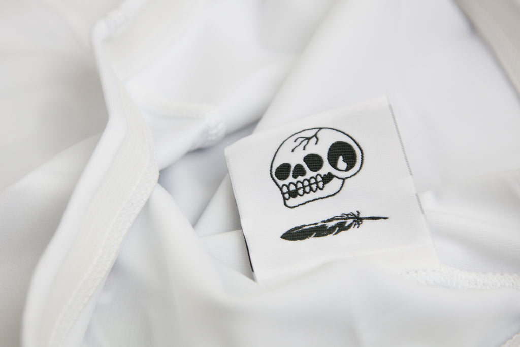 STEEN JONES x AUTHOR SUPPLY CO. RASH GUARD