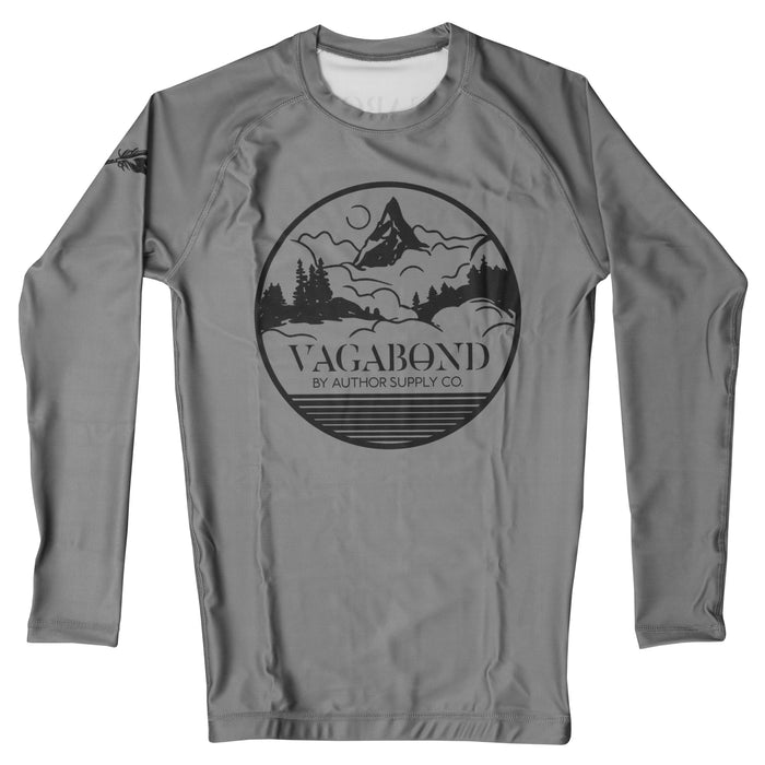 VAGABOND RASH GUARD BY AUTHOR SUPPLY CO.
