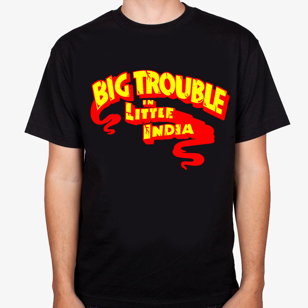 Big Trouble in Little India - Sin City Tee - Kultmarket