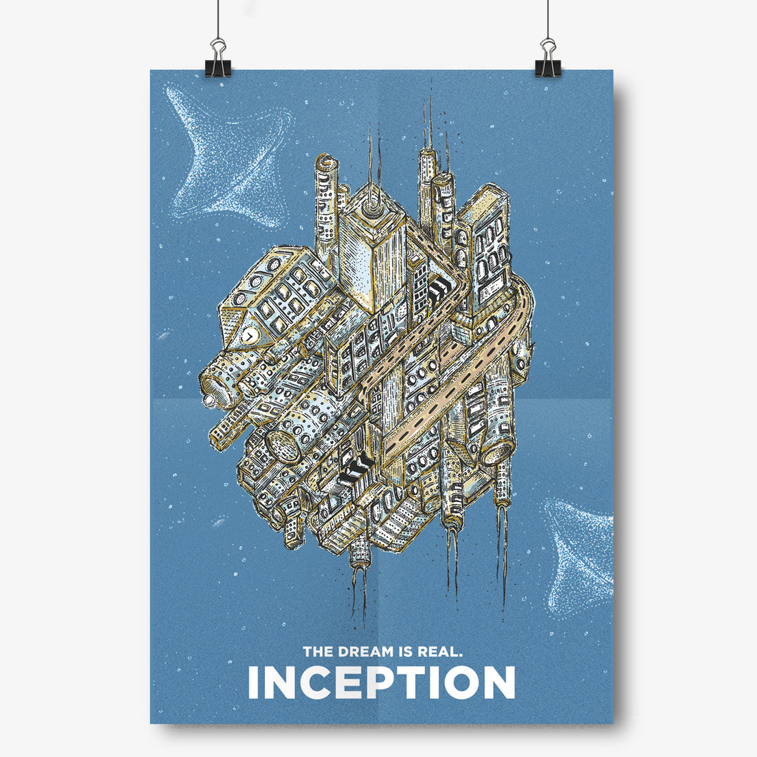 Rudolphz - Inception - Kultmarket
