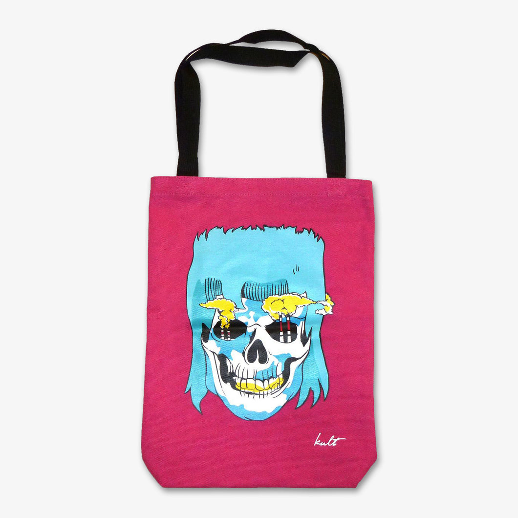 Captain Planet Tote Bag - Kultmarket