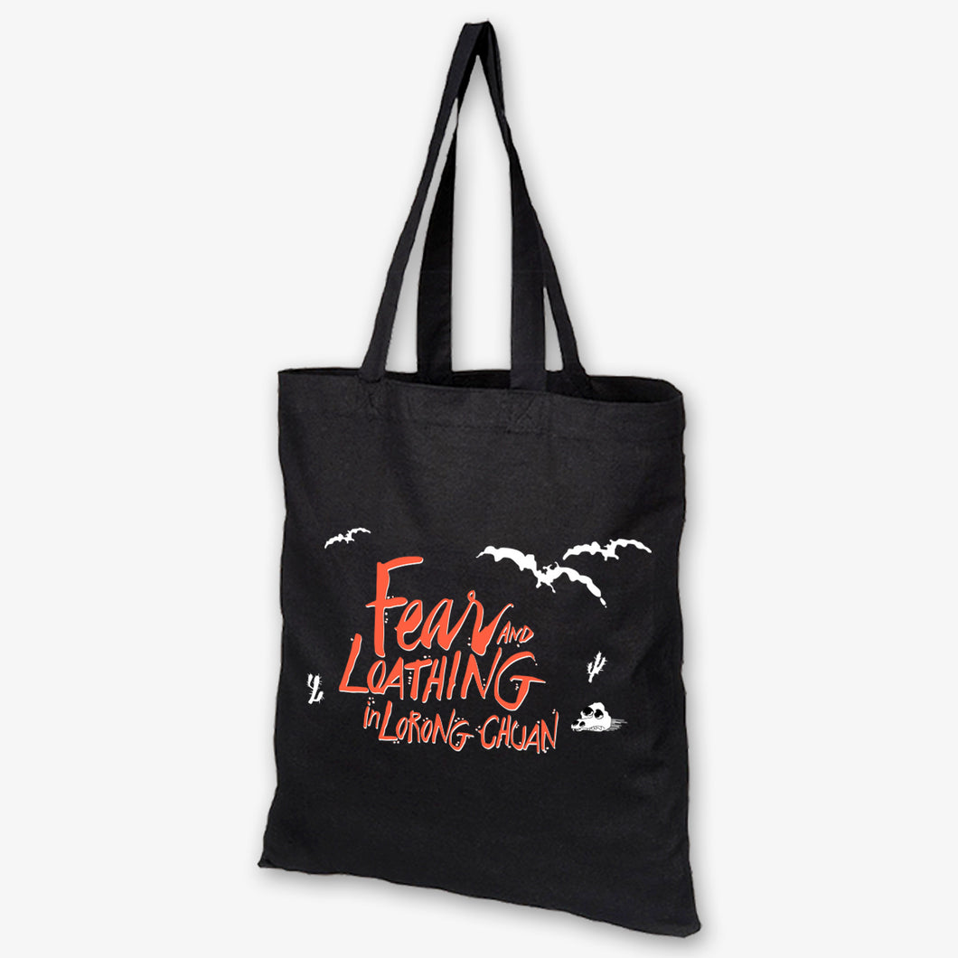 Fear and Loathing in Lorong Chuan - Sin City Tote Bag - Kultmarket