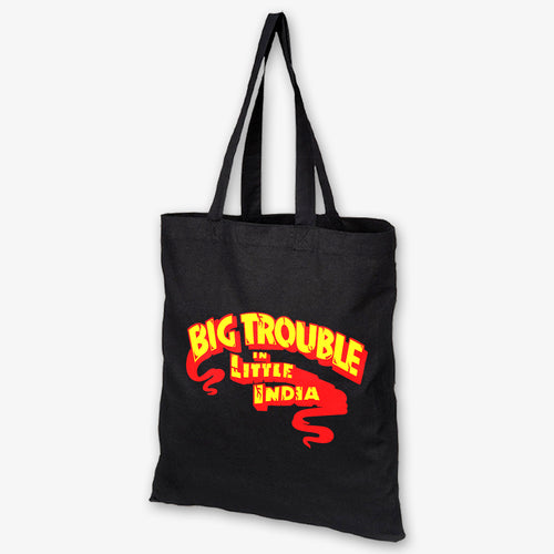 Big Trouble in Little India - Sin City Tote Bag - Kultmarket