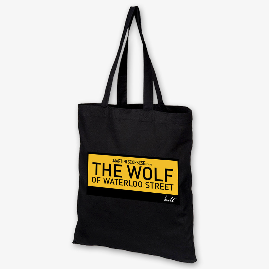 Wolf of Waterloo Street - Sin City Tote Bag - Kultmarket