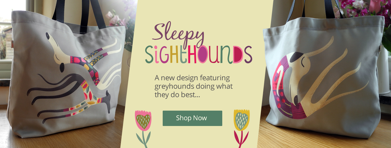 Jump to the Sleepy Sighthounds collection