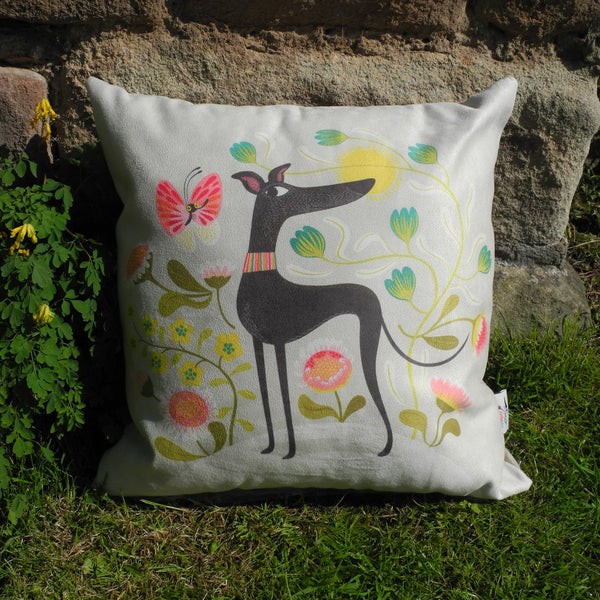 Freddie the Tripod Cushion, Medium Square