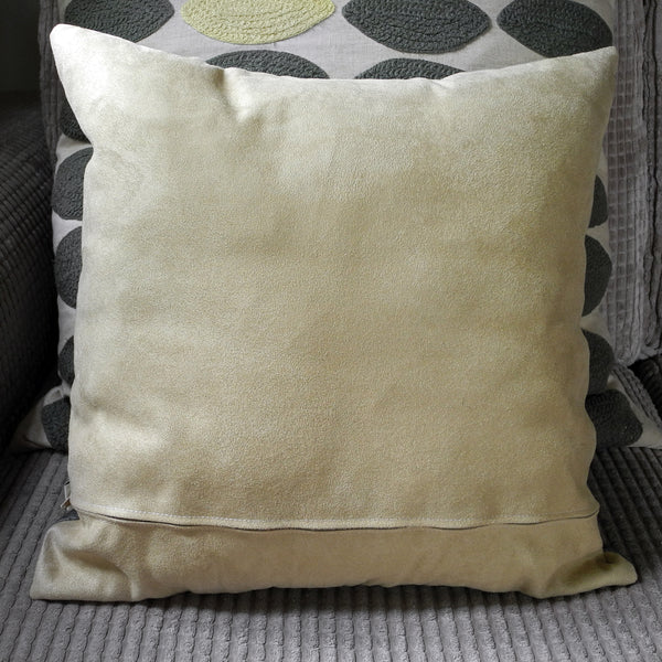 Back of the Hounds of Love medium cushion