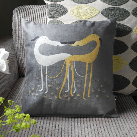 Hounds of Love Cushion, Medium Square: £10 OFF