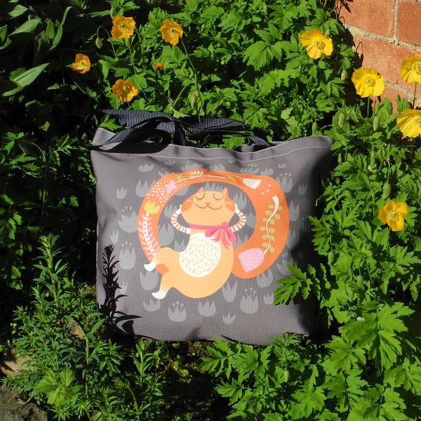 Lady Marmalade tote bag by Rollerdog