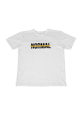 """NORMAL"" T-SHIRT WHITE"