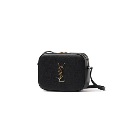 SAINT LAURENT CLASSIC SAC SATCHEL HANDBAG BLACK SUEDE LEATHER TOP-HANDLE BAG SHOULDER STRAP